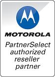 Motorola PartnerSelect Authorized Reseller